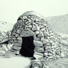 Cleit, St Kilda IV